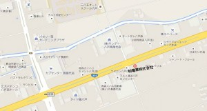 柏電業地図