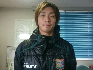 山崎貴雅選手