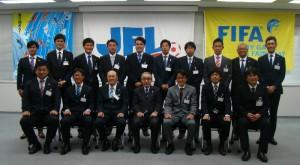 第18回JFL監督・理事長